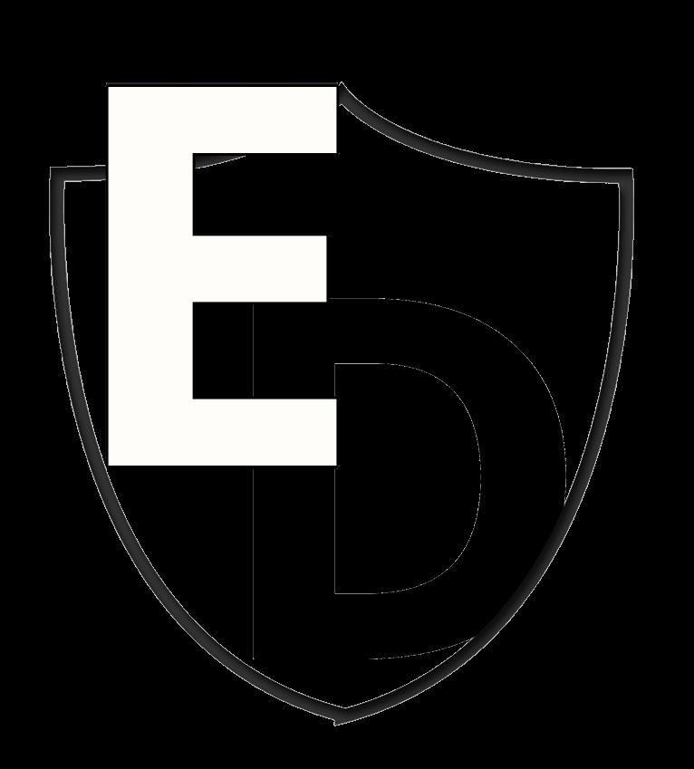 Emprendedores Digitales- Logo en negativo