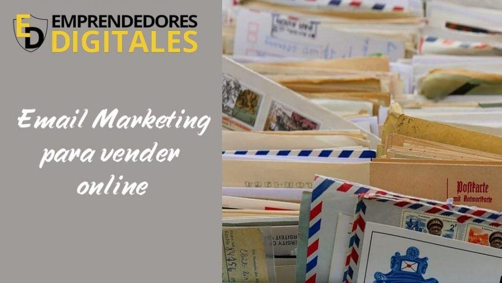 Email marketin para vender online